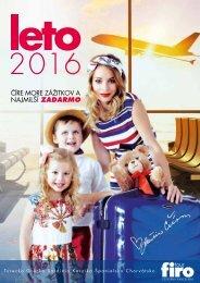 FIRO-tour LETO 2016