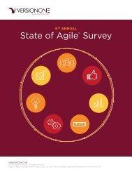 State of Agile Survey