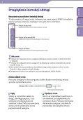 Sony NWZ-B143 - NWZ-B143 Istruzioni per l'uso Polacco - Page 2