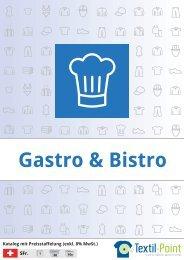 Gastro und Bistro - Katalog (Textil-Point GmbH)