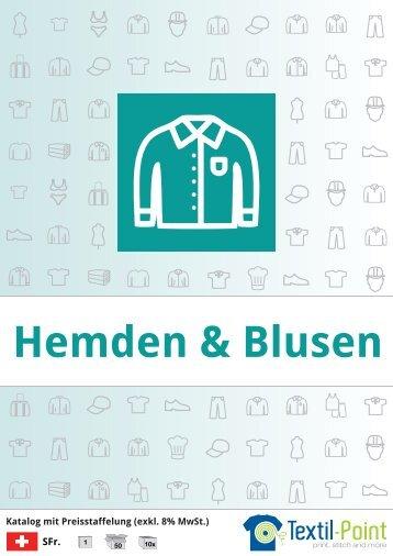 Hemden und Blusen - Katalog (Textil-Point GmbH)