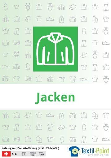 Jacken - Katalog (Textil-Point GmbH)