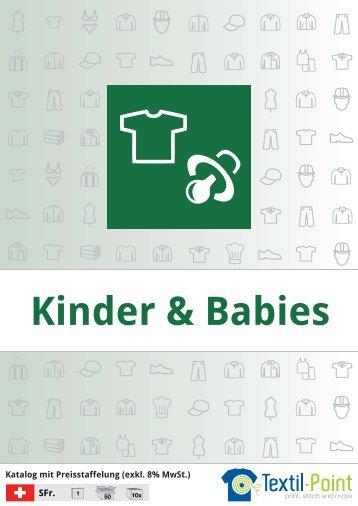 Kinder und Babies - Katalog (Textil-Point GmbH)