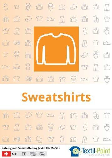 Sweatshirts - Katalog (Textil-Point GmbH)
