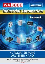 WA3000 Industrial Automation November 2015