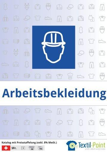 Arbeitsbekleidung - Katalog (Textil-Point GmbH)