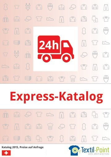 Express-Katalog - Katalog (Textil-Point GmbH)