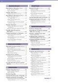 Sony NWZ-A845 - NWZ-A845 Istruzioni per l'uso Croato - Page 4