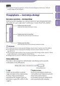Sony NWZ-A845 - NWZ-A845 Istruzioni per l'uso Polacco - Page 2