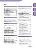 Sony NWZ-A845 - NWZ-A845 Istruzioni per l'uso Portoghese - Page 3