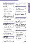 Sony NWZ-A845 - NWZ-A845 Istruzioni per l'uso Portoghese - Page 4