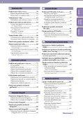 Sony NWZ-A845 - NWZ-A845 Istruzioni per l'uso Slovacco - Page 4