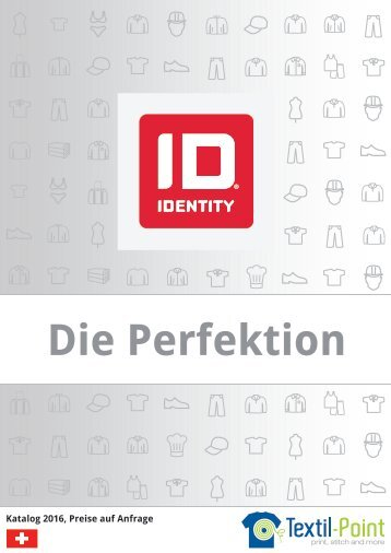 Identity - Katalog (Textil-Point GmbH)