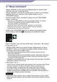 Sony NWZ-S763 - NWZ-S763 Guida di configurazione rapid Serbo - Page 3