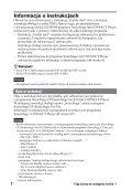 Sony NW-A1200 - NW-A1200 Istruzioni per l'uso Polacco - Page 2