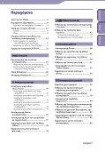 Sony NWZ-E438F - NWZ-E438F Istruzioni per l'uso Greco - Page 4