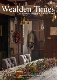 Wealden Times | WT166 | December 2015 | Interiors supplement inside