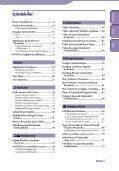 Sony NWZ-E438F - NWZ-E438F Istruzioni per l'uso Turco - Page 4