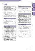 Sony NWZ-E438F - NWZ-E438F Istruzioni per l'uso Slovacco - Page 4