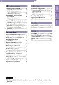 Sony NWZ-E438F - NWZ-E438F Istruzioni per l'uso Finlandese - Page 5