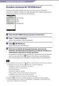 Sony NWZ-A865 - NWZ-A865 Istruzioni per l'uso Spagnolo - Page 7