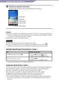 Sony NWZ-A865 - NWZ-A865 Istruzioni per l'uso Francese - Page 5