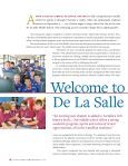 La Salle Academy - Page 6