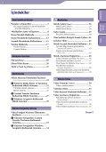 Sony NWZ-S544 - NWZ-S544 Istruzioni per l'uso Turco - Page 3