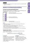 Sony NWZ-S544 - NWZ-S544 Istruzioni per l'uso Olandese - Page 2