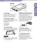 Sony NWZ-S544 - NWZ-S544 Istruzioni per l'uso Olandese - Page 6