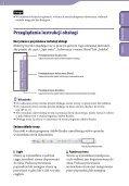 Sony NWZ-S544 - NWZ-S544 Istruzioni per l'uso Polacco - Page 2