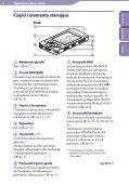 Sony NWZ-S544 - NWZ-S544 Istruzioni per l'uso Polacco - Page 5