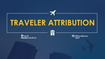 TRAVELER ATTRIBUTION