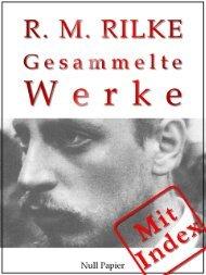 Rilke – Gesammelte Werke