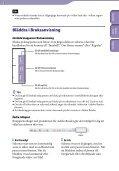 Sony NWZ-E445 - NWZ-E445 Istruzioni per l'uso Svedese - Page 2