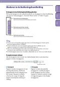 Sony NWZ-B142F - NWZ-B142F Istruzioni per l'uso Olandese - Page 2