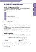 Sony NWZ-B142F - NWZ-B142F Istruzioni per l'uso Norvegese - Page 2