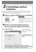 Sony NW-E403 - NW-E403 Istruzioni per l'uso Ungherese - Page 7