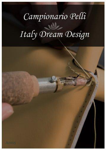 Campionario pelli A2015 - Italy Dream Design