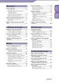 Sony NWZ-X1060 - NWZ-X1060 Istruzioni per l'uso Portoghese - Page 4