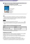Sony NWZ-E465 - NWZ-E465 Istruzioni per l'uso Tedesco - Page 5