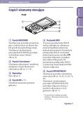 Sony NWZ-E443 - NWZ-E443 Istruzioni per l'uso Polacco - Page 5