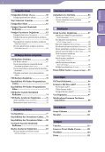 Sony NWZ-E443 - NWZ-E443 Istruzioni per l'uso Turco - Page 4