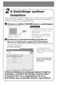 Sony NW-E503 - NW-E503 Istruzioni per l'uso Ungherese - Page 7