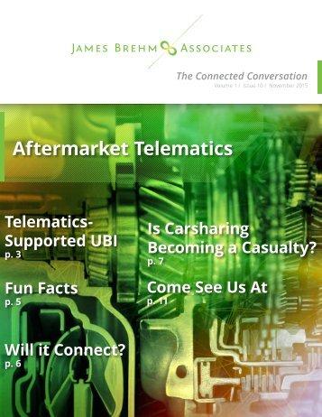 Aftermarket Telematics