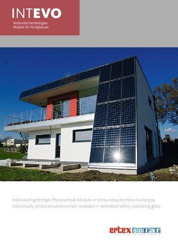 INTEVO - Ertex Solar