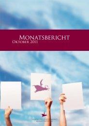 Monatsbericht Oktober 2011 (PDF, 320 kB) - FPM-AG