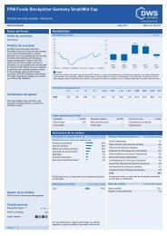 FPM Funds Stockpicker Germany Small/Mid Cap Mayo - FPM-AG