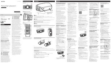 Sony GTK-N1BT - GTK-N1BT Istruzioni per l'uso Danese