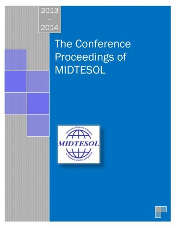 Proceedings of MIDTESOL